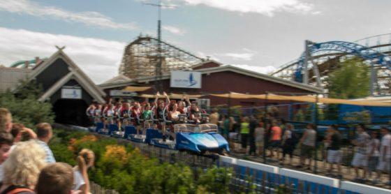 """Blue Fire"" im Europa-Park (c) Maik Rimpl / ThemePark Central"