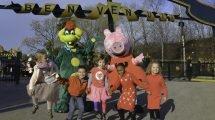 Peppa Pig freut sich schon sehr auf die Besucher (c) Gardaland