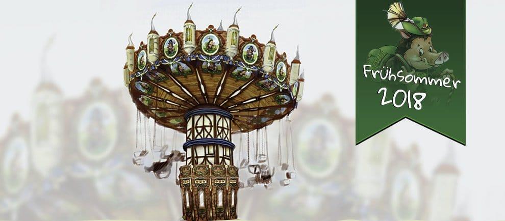 """So wird """"Wutzels Piratenflug"""" aussehen (c) Kurpfalz-Park"""