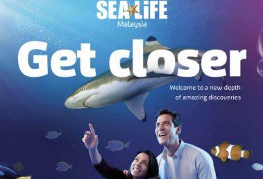 Sea Life Malaysia wird Ende 2018 feierlich eröffnet (c) Legoland Malaysia Resort