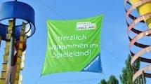 Hier beginnt das spielerische Abenteuer im Ravensburger Spieleland (c) Christopher Hippe / ThemePark Central