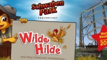 """Wilde Hilde"" von Ride Engineers Switzerland (c) Schwaben Park"