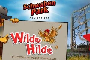 """""""Wilde Hilde"""" von Ride Engineers Switzerland (c) Schwaben Park"""