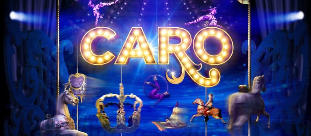 """Abendshow """"CARO"""" (c) Efteling"""