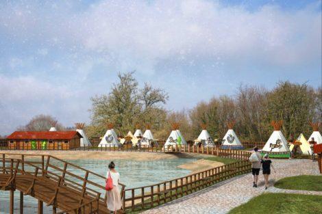 Tipi Dorf