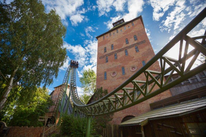 """""""Fluch von Novgorod"""" (c) Hansa Park"""