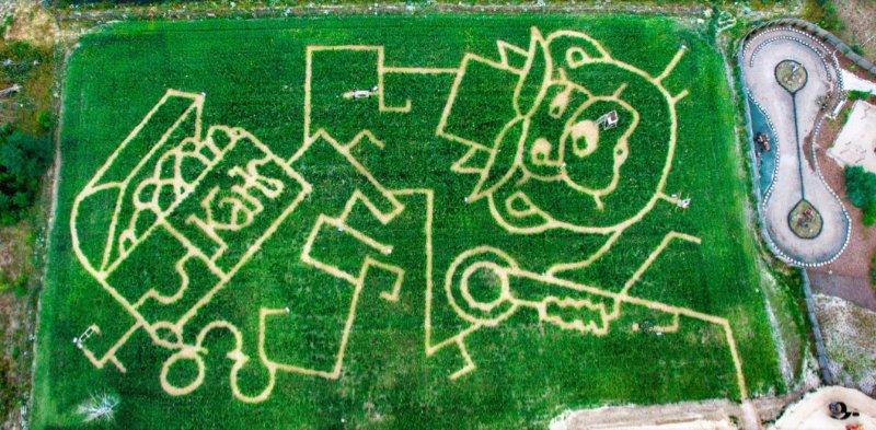 Karls Erlebnis Dorf Elstal Labyrinth