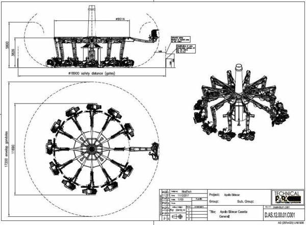 """""""Apollo Sidecar XL"""" (c) Technical Park"""