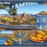 "Nun auch Raftings bei den ""Jumpin' Ship"" (c) Technical Park"