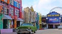 So sieht die umgestaltete Mainstreet nun aus. ©Walibi Holland