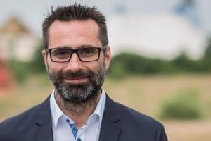 Der neue Geschäftsführer Bazil El Atassi (c) Belantis