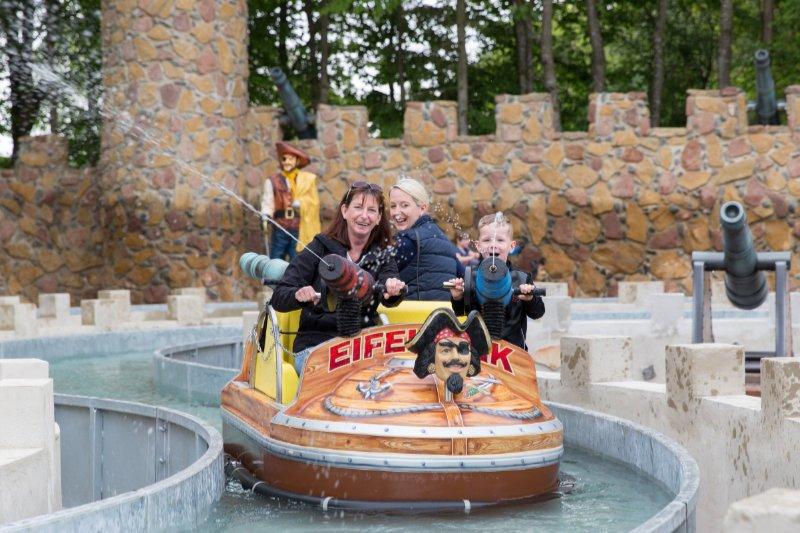 Eifelpark Piratenschlacht