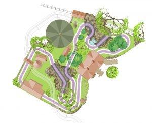 Diese Grafik gibt einen Eindruck, wie die neue Jim Knopf Attraktion aussehen wird (c) Europa-Park Resort