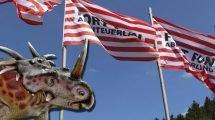 Die Dinosaurier kommen ins Sauerland! (c) Fort Fun Abenteuerland