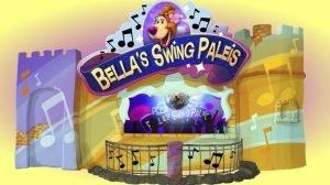 """So wird die Neuheit """"Bella´s Swing Paleis"""" aussehen (c) Avonturenpark Hellendoorn"""