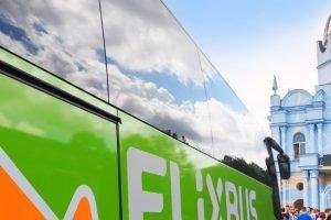 Endlich ist es möglich mit dem Flixbus den Freizeitpark direkt anzufahren © Belantis