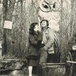 Das Gründerpaar des Parks