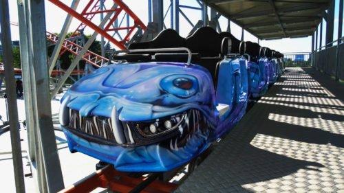 """Der Wagen der """"Sea Viper"""" (c) Palace Playland"""