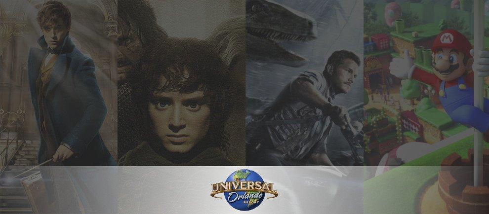 Kommt bald ein neuer Universal Themenpark? (c) Warner Bros, Nintendo, Universal Studios, ThemePark-Central.de