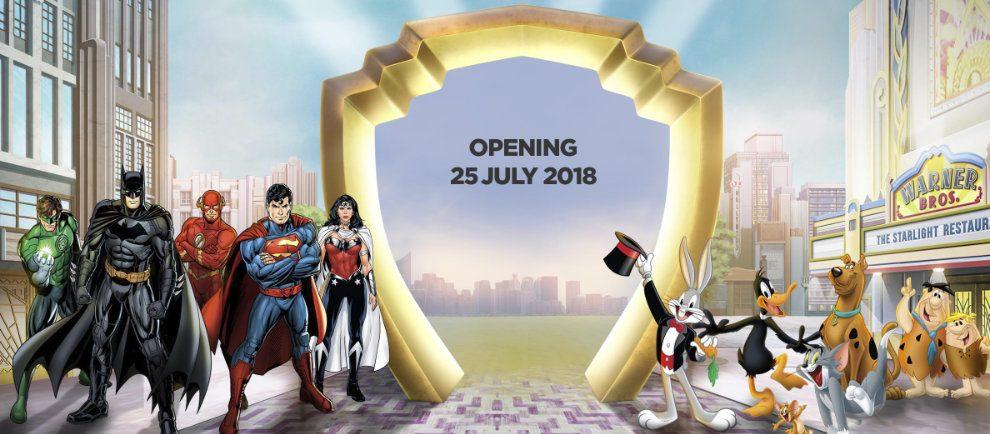 (c) Warner Bros. World / Miral