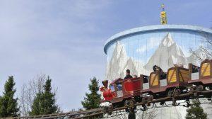Achterbahn Spaß im Wunderland Kalkar (c) Christopher Hippe / ThemePark-Central.de