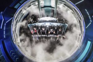 """Galactica"" (c) Alton Towers"