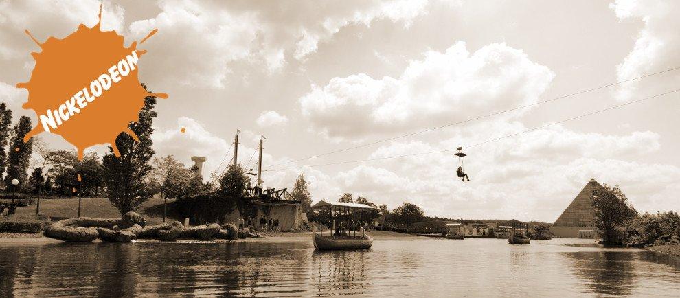 Die Nickelodeon Helden kommen in den Freizeitpark Belantis ! (c) Maik Rimpl / ThemePark-Central.de