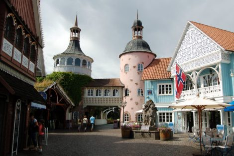 Der skandinavische Themenbereich, vor dem Unglück (c) Maik Rimpl / ThemePark Central
