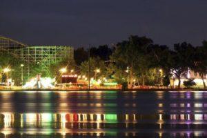 (c) Lakeside Amusement Park