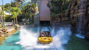"""Jurassic Park - The Ride"" (c) Universal Studios Hollywood"
