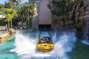 """Jurassic Park - The Ride"" (c) Universal Studios Hollywood"