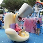 "Ein Blick auf ""Glove World Splash Bash!"" im Parque de Atracciones (c) https://freakplanetblog.blogspot.comFreakPlanet"
