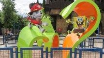 Nickelodeon Land im Parque de Atracciones in Madrid (c) https://freakplanetblog.blogspot.com