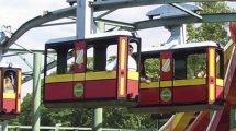 """""""Schienenschwebebahn"""" (c) Potts Park Minden"""