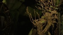 Ein Bewohner der Attraktion Merlin´s Quest (c) Toverland