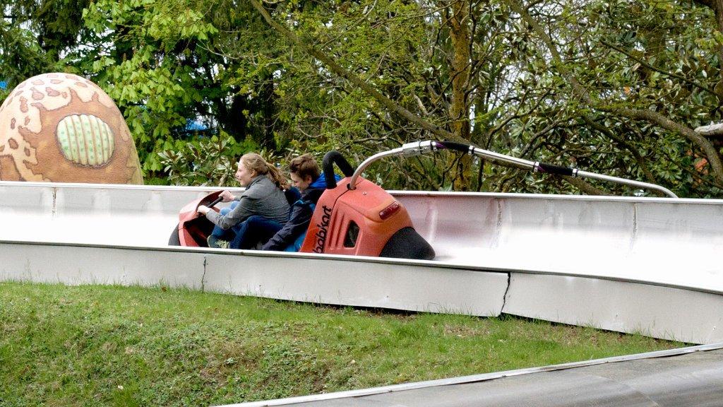 Erse Park Bobkartbahn