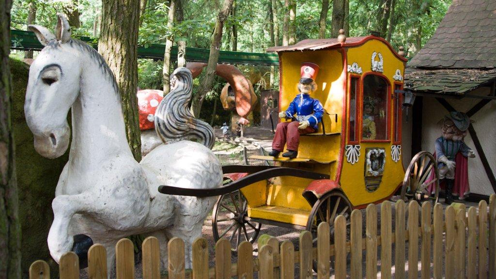 Erse Park Maerchenwald