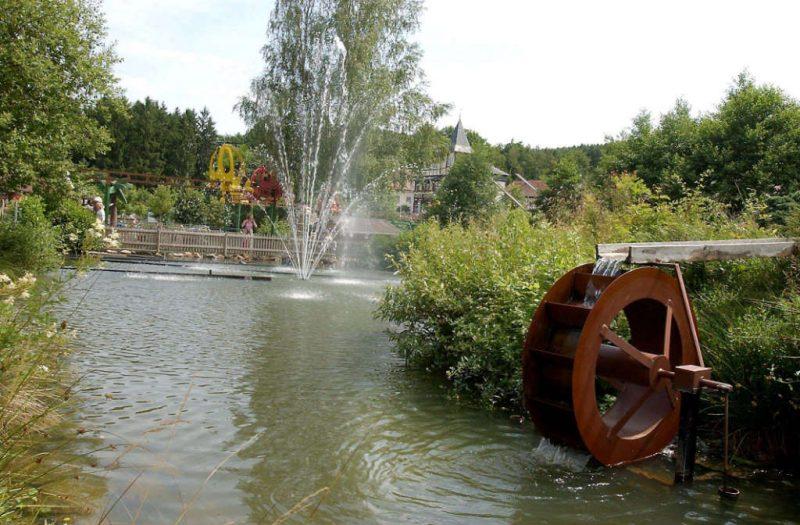 © Freizeitpark Lochmühle