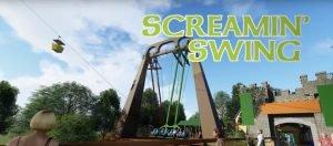 """""""Finnegan´s Flyer"""" wird die neue Attraktion in Busch Gardens Williamsburg"""