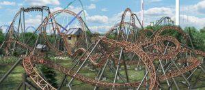 """Copperhead Strike"" der neue Multi-Launch-Coaster in Carowinds"