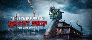 Gröna Lund weitet nach erfolgreicher Premiere Halloween weiter aus