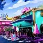 So soll das umgestaltete Restaurant später aussehen © Plopsa