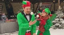 Auch beim Fort Fun Christmas Land, hat der Park einiges zu bieten © Fort Fun Abenteuerland