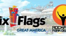 © Six Flags / Magic Waters Waterpark