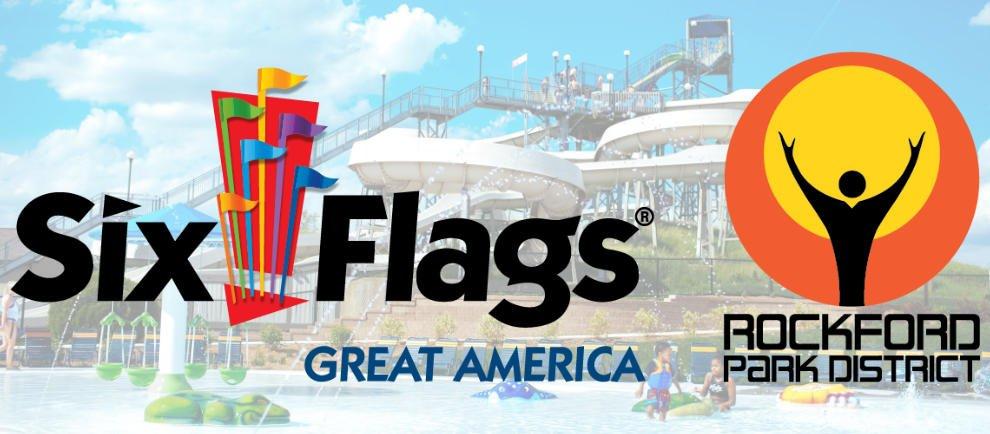 © Six Flags / Magic Waters Waterpark