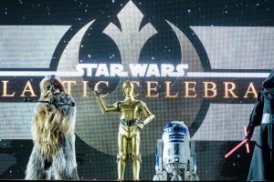 Disneyland Paris Star Wars Galactic Celebration