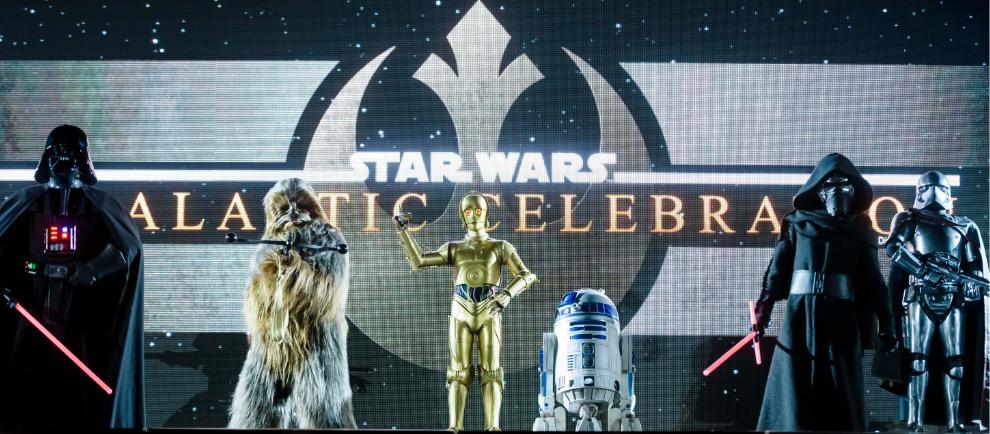 Disneyland Paris Star Wars Galactic Celebration