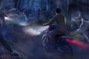 Lionsgate Entertainment World Twilight VR Ride