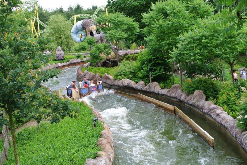 Toverland Djengu River