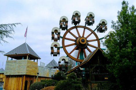 Attractiepark Slagharen Kids Country
